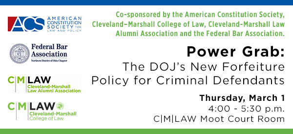 Public Lectures | Page 8 | Cleveland-Marshall College of Law